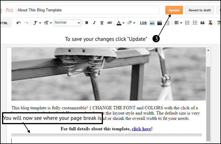 how-to-add-post-previews-blogger-post-excerpts-part-2