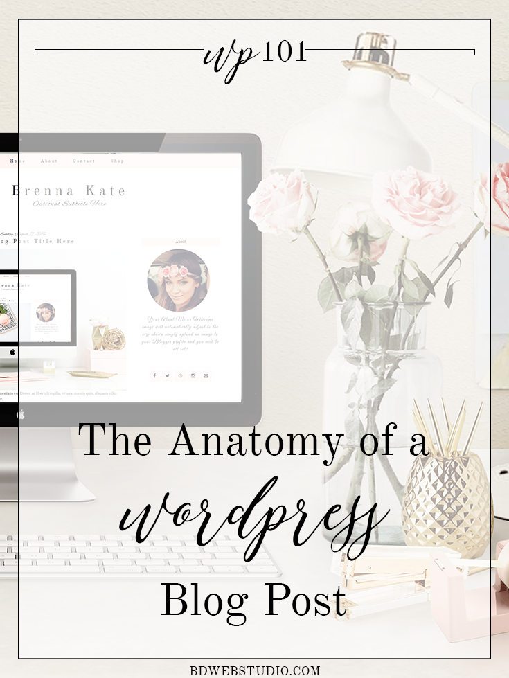 The Anatomy of a WordPress Blog Post (Classic Editor)