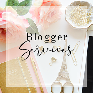 Blogger Blog Design Services