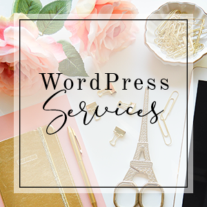 WordPress Blog and Web Design Services